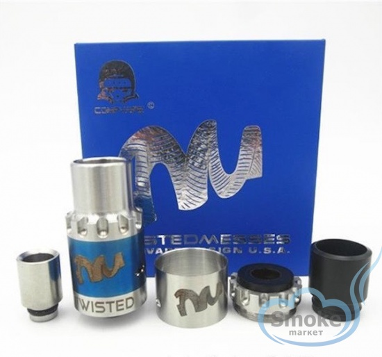 Twisted Messes V3 RDA клон